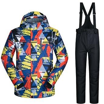CXKS® costumes de ski - Traje para la nieve - para hombre 13 ...