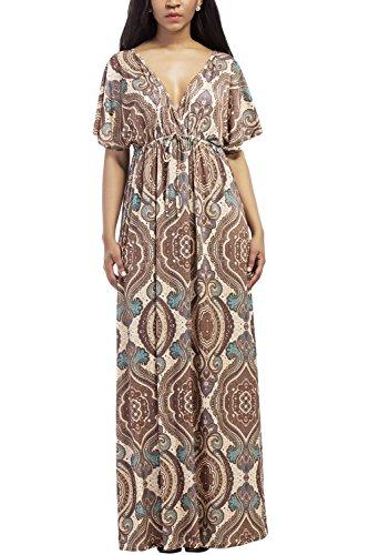 asos 90s floral dress - 6