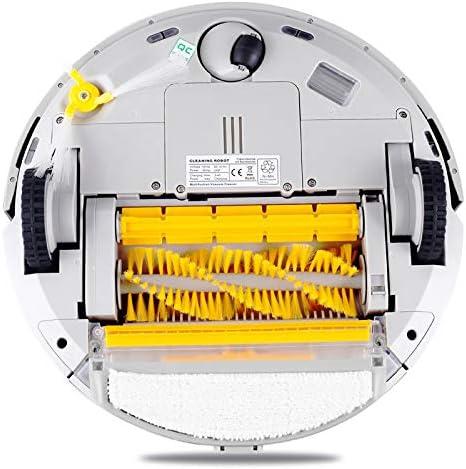 W Aspirateur De Tapis Robot sans Fil Intelligent pour Le Balayage Domestique, L\'aspirateur, La Vadrouille, La Stérilisation, La Planification, Le Bloqueur Virtuel