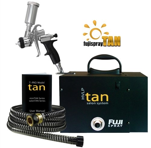 Fuji Spray 4150 salonTAN T-Pro Professional Spray Tan Machine Kit