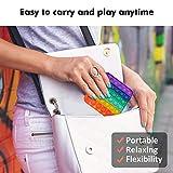 Push Pop Bubble Fidget Sensory Toy Autism Special