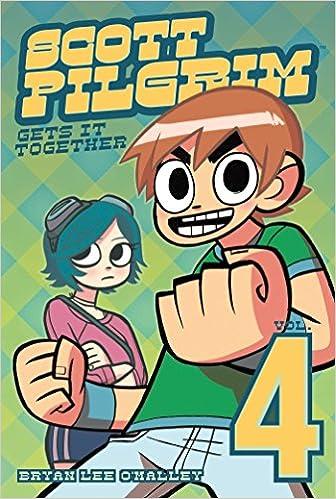 Scott Pilgrim Graphic Novel Pdf