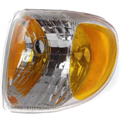 (Garage-Pro Corner Light for MERCURY MOUNTAINEER 1998-2001 LH Lens and Housing)