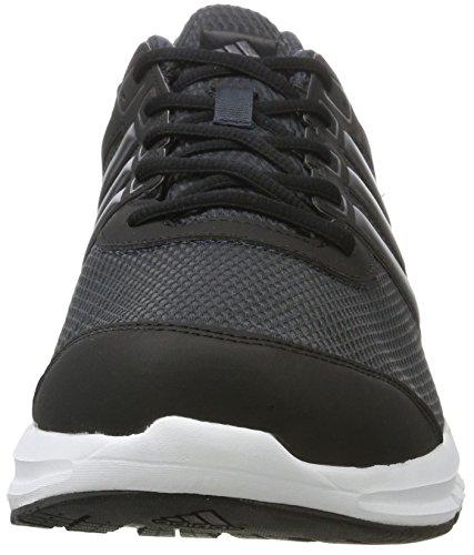adidas Duramo Lite, Chaussures de Running Compétition Homme, Gris (Dark Grey/Night Metallic/Core Black), 49 1/3 EU