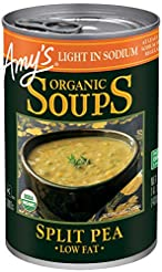 Amy's Light in Sodium Organic Soups, Low...