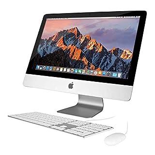 (Renewed) Apple iMac MD093LL/A - Intel Core I5-3330s - 21.5-Inch Display - 1TB HDD Desktop