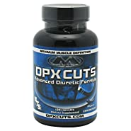 Muscleology - DPX Cuts Advanced Diruetic Formula - 120 Capsules CLEARANCE PRICED