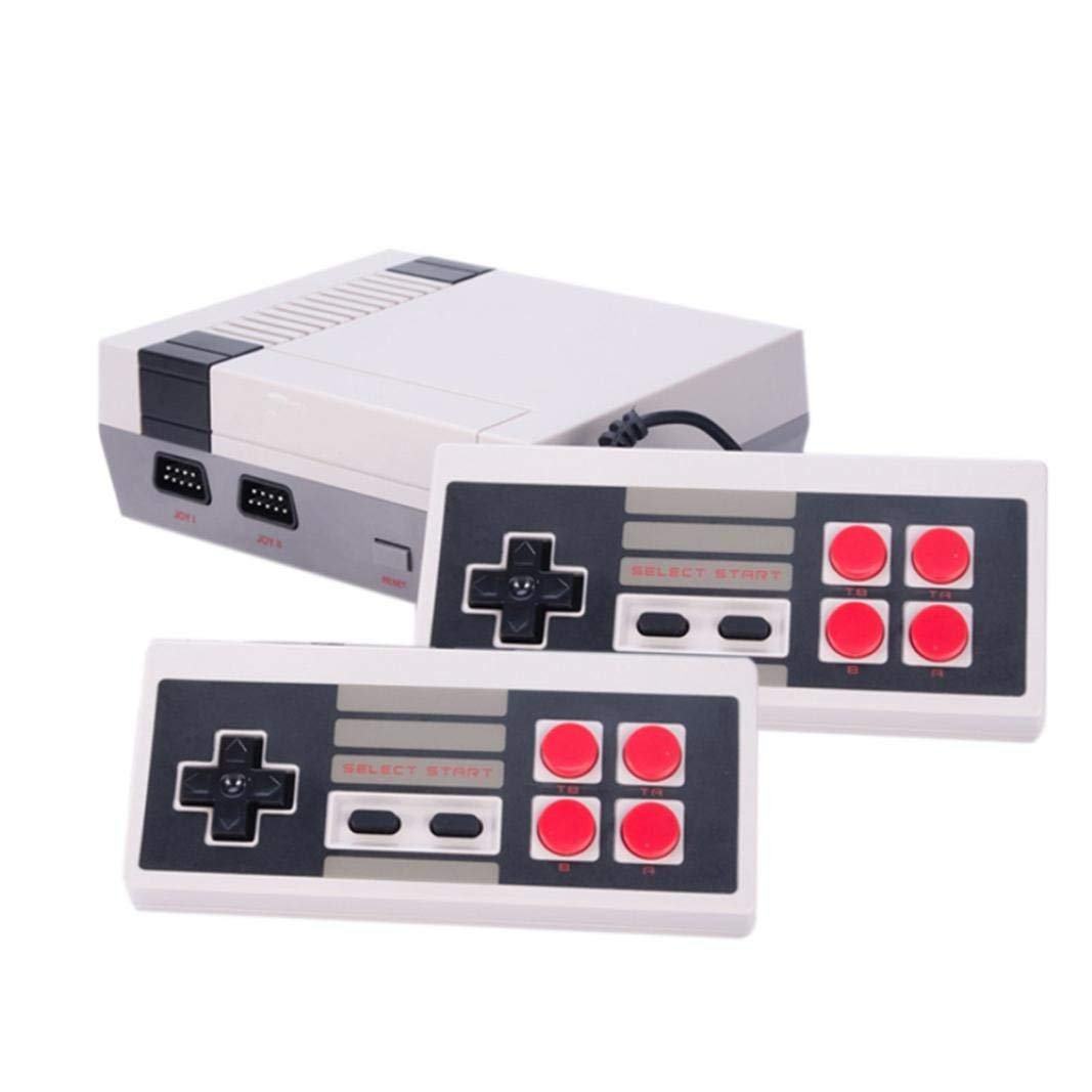 Mini Video Game Console Game Player Entertainment System Classic 620 Built-in Games 2 Controllers by KeyroTeck (Image #2)