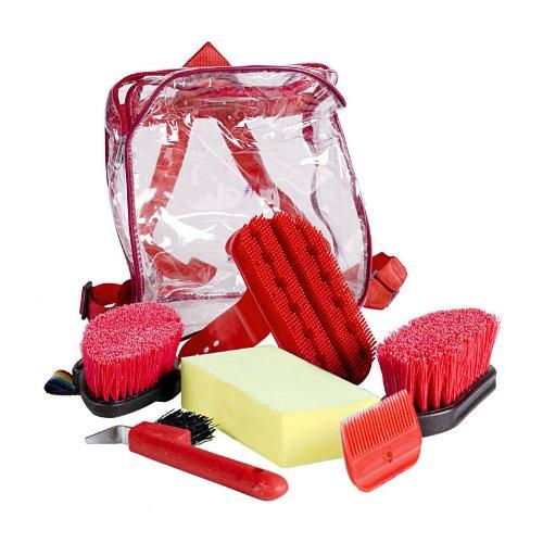 Horze Grooming Set Backpack
