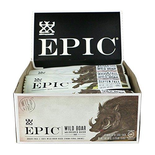 Epic All Natural Meat Bar, 100% Natural