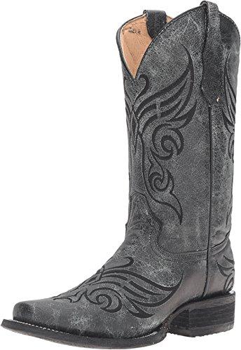 Corral Boots Women's L5155 Black Boot
