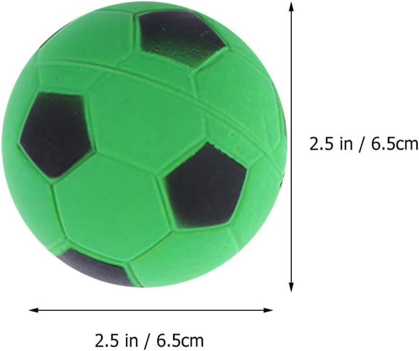 TOYANDONA 4Pcs Boules de Poignet Balles Rebondissantes de Bande de Poignet de Retour Balle de Sport sur La Corde de Baseball de Football Bracelet de Balle Jouets pour Enfants Sport Exercice