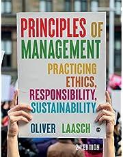 PRINCIPLES OF MANAGEMENT PRACT ICING ETHICS, SUSTAINABILITY,