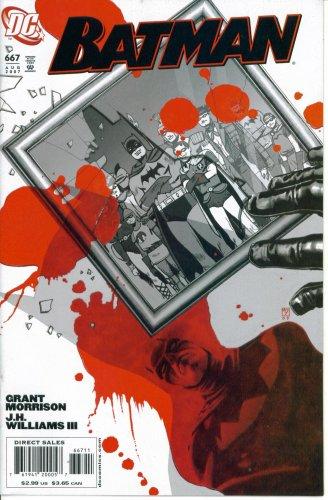 (Batman #667 : The Island of Mister Mayhew (DC Comics))