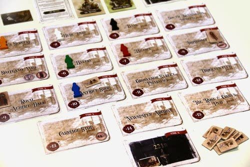 Ludonova - Watson & Holmes: Diarios del 221B (LDNV70001): Amazon.es: Juguetes y juegos