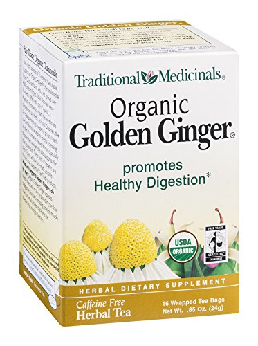Traditional Medicinals Tea Ginger Chamomile, 16 - Title Gingers