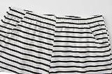 Pajamas for Teen Girls Trendy Daisy Stripe Summer