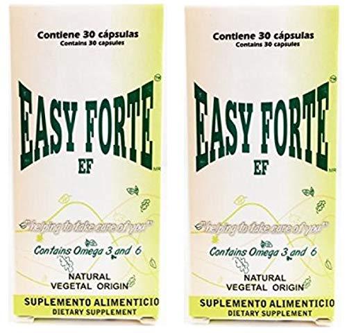 Easy Figure Forte 100% Natural 60 Pills the Original FAT Burner by Easy Figure Easy Forte For Sale
