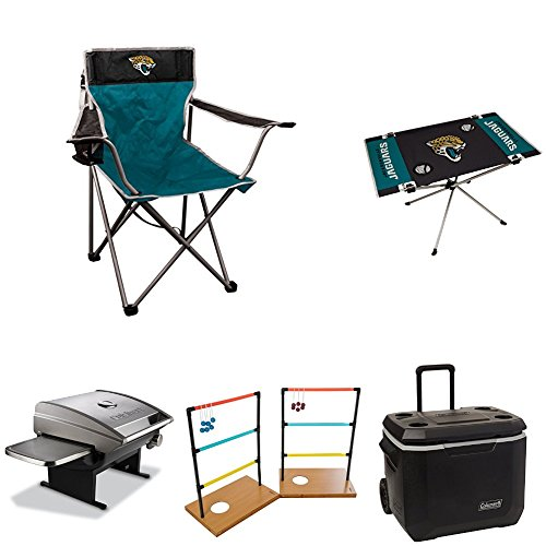 Jacksonville Jaguars Large Tailgate Bundle by Jarden Sports Licensing