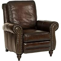 Hooker Furniture Lewis Recliner, Brown