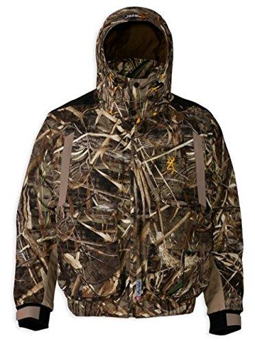 Browning Wicked Wing Wader Jacket,Realtree Max5,XL