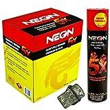 Neon 5x Ultra Refined Butane Fuel Lighter Refill Gas+FREE Eagle torch lighter (96pack)
