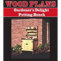 GARDNERS POTTING BENCH WOODWORKING PAPER PLAN PW10008