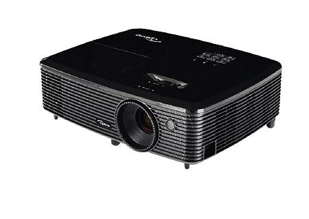 Optoma HD142X - Proyector (3000 lumens, resolución Full HD 1080p, altavoces 2W, HDMI) color negro