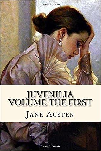 JANE AUSTEN JUVENILIA EBOOK
