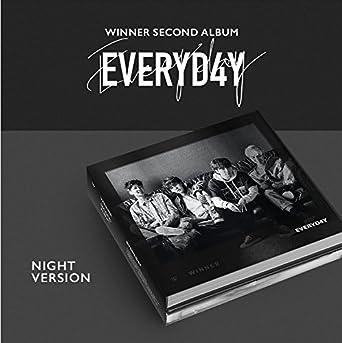 Winner Everyday 2nd Album Night Version: Winner: Amazon ca