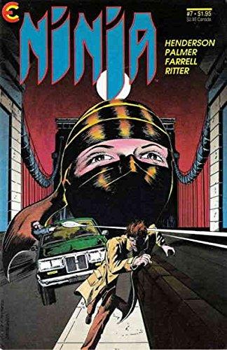 Amazon.com: Ninja #7 FN ; Eternity comic book: Entertainment ...