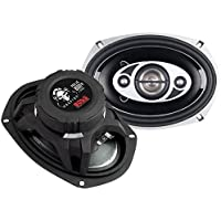 Boss Audio P694C 6 x 9 4 Way 800 Watt Phantom Car Speakers