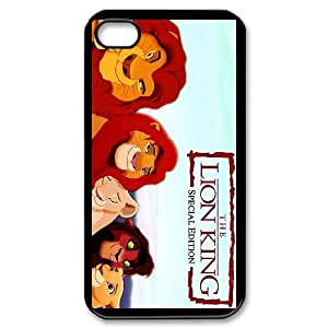 Phone Accessory for iPhone 4,4S Phone Case The Lion King T811ML