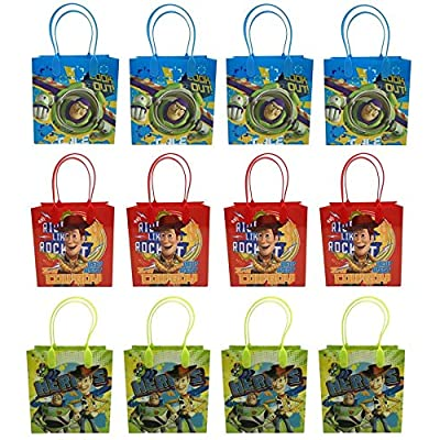 Toy Story Goodie Bags 24 Pieces: Toys & Games
