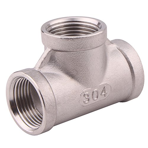 Stainless Steel 304 Cast Pipe Fitting Tee Class 150 3/4