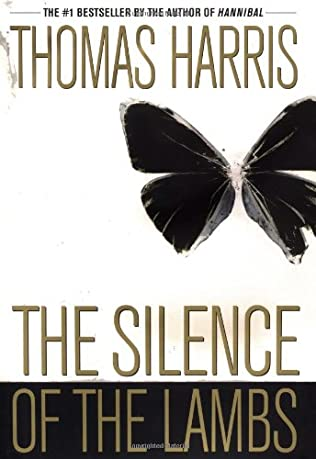 book cover of The Silence of the Lambs