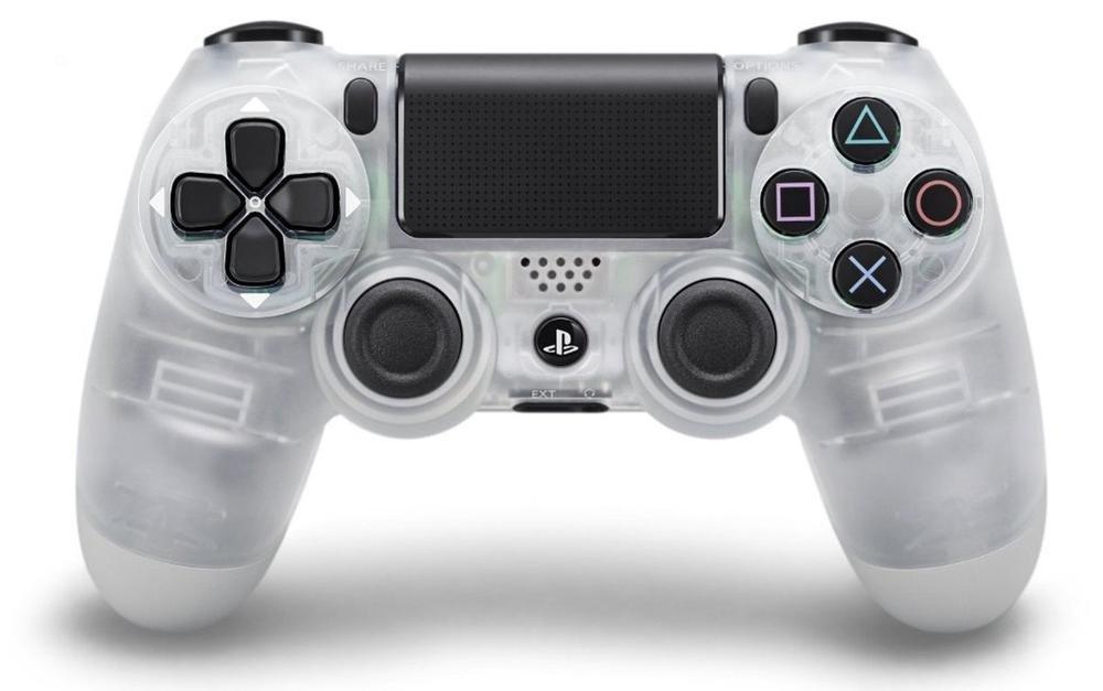 PS4 Controller (silber)