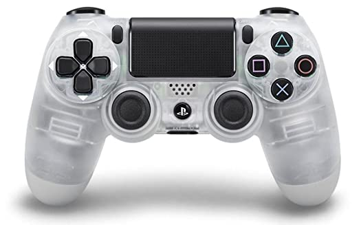 1508 opinioni per PlayStation 4: Dualshock Controller, Crystal- Special Limited