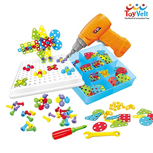 Toyvelt Building Block Games