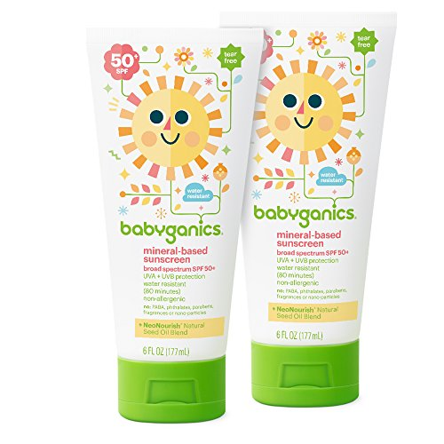 Babyganics-Mineral-Based-Baby-Sunscreen-Lotion-SPF-50-6oz-Tube-Pack-of-2