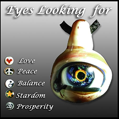 Amazon eyeball pendant looking for peace love balance eyeball pendant quotlooking for peace love balance harmony prosperity aloadofball Choice Image
