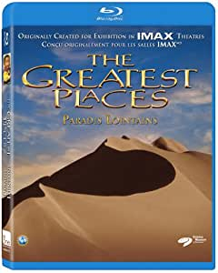 IMAX: The Greatest Places [Blu-ray]