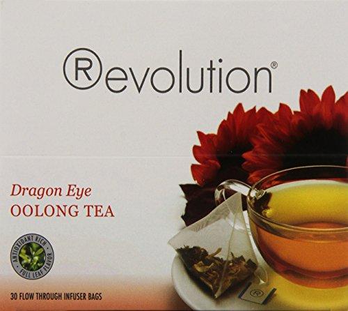 Revolution Tea Dragon Eye Oolong Tea, 30 (Eye Tea)