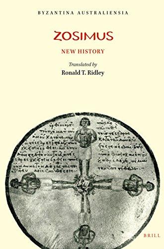 Zosimus: New History (Byzantina Australiensia 2)