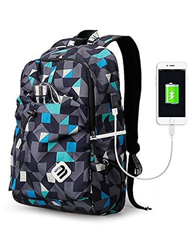 Backpack Student College Waterproof Nylon backbag Men Women Material Escolar Mochila Quality Brand Laptop Bag School bookpack