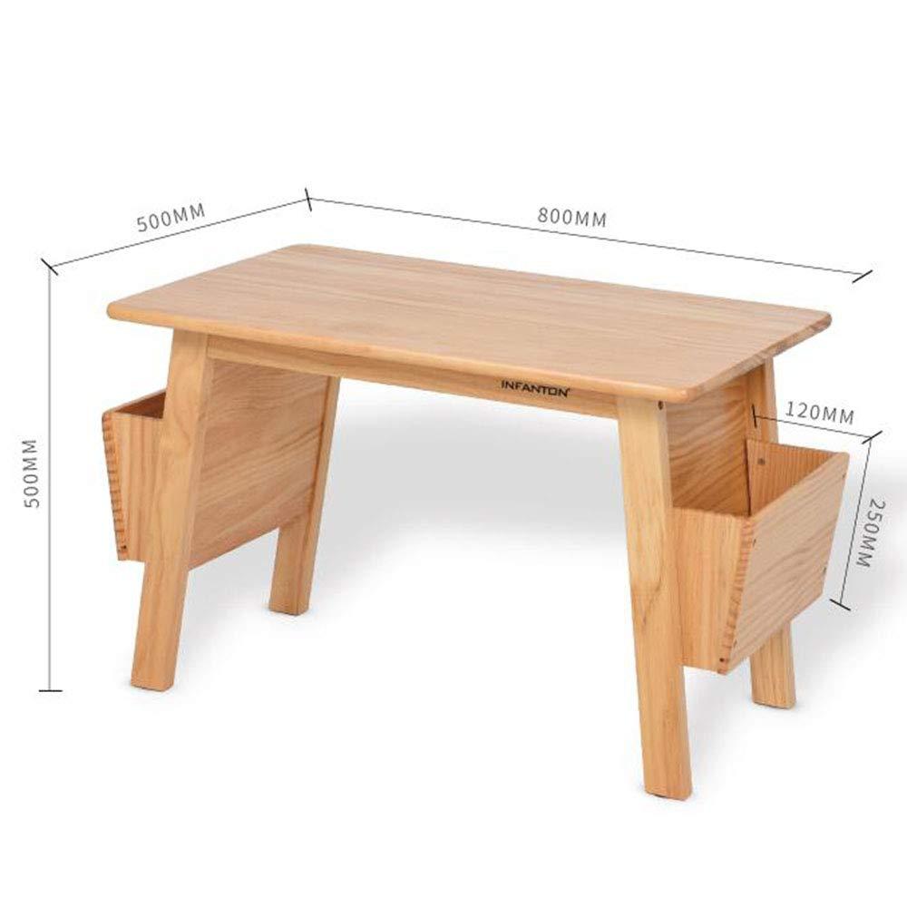 1 table Kindergarten Massivholz Kinderzimmer Tisch Und StüHle, Nach Hause Malerei Tisch Spielzeug Schreibtisch Stuhl
