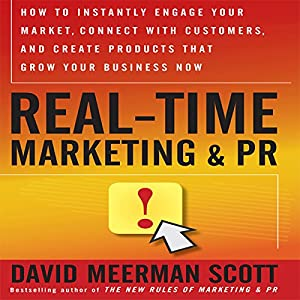 Real Time Marketing and PR Audiobook