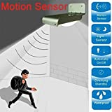Solar Wall Outdoor Sensor Motion Infrared Induction LED Light.