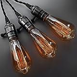 FadimiKoo E26/E27 Lamp Socket Vintage Edison