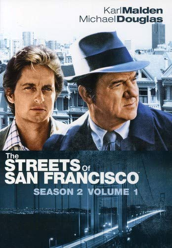 The Streets of San Francisco: Season 2  Volume 1 ()